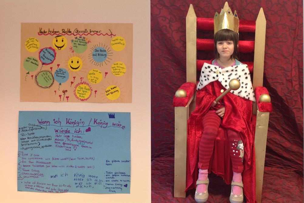 Königin Sarah (6 Jahre)